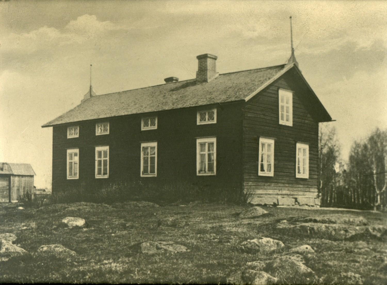 Gamla skolhuset
