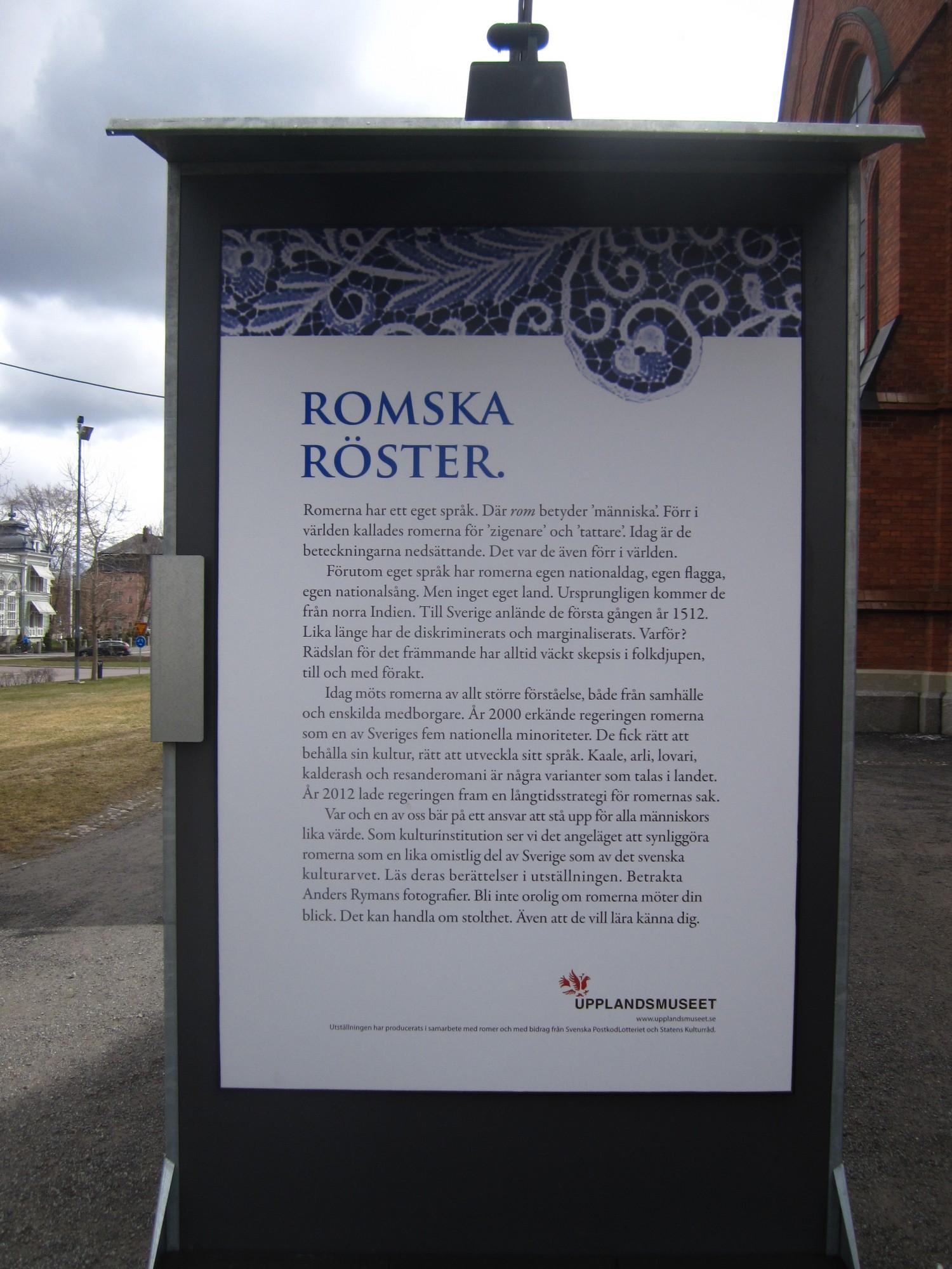 romska röster
