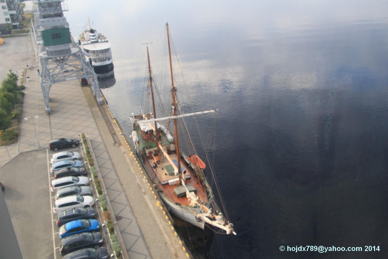 segelfartyg i ö-vik