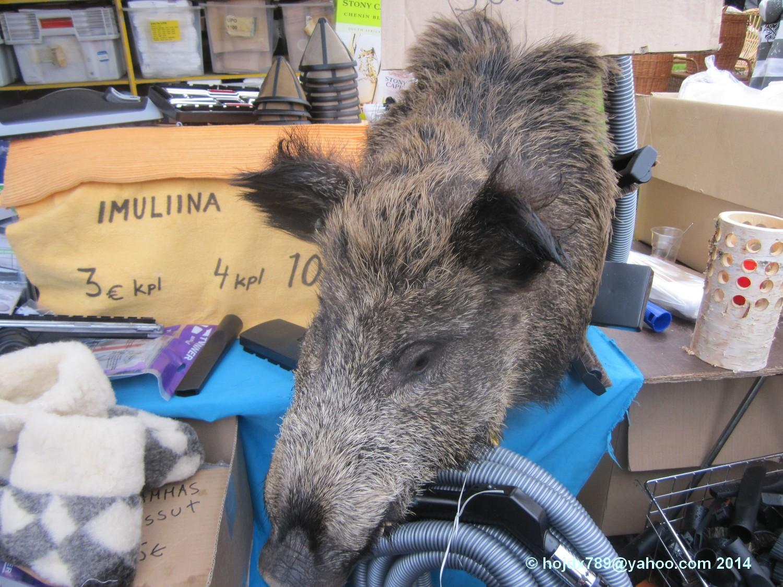 juthbacka marknad vildsvin