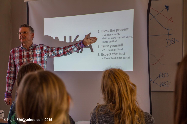 Lars Losvik och budskapet