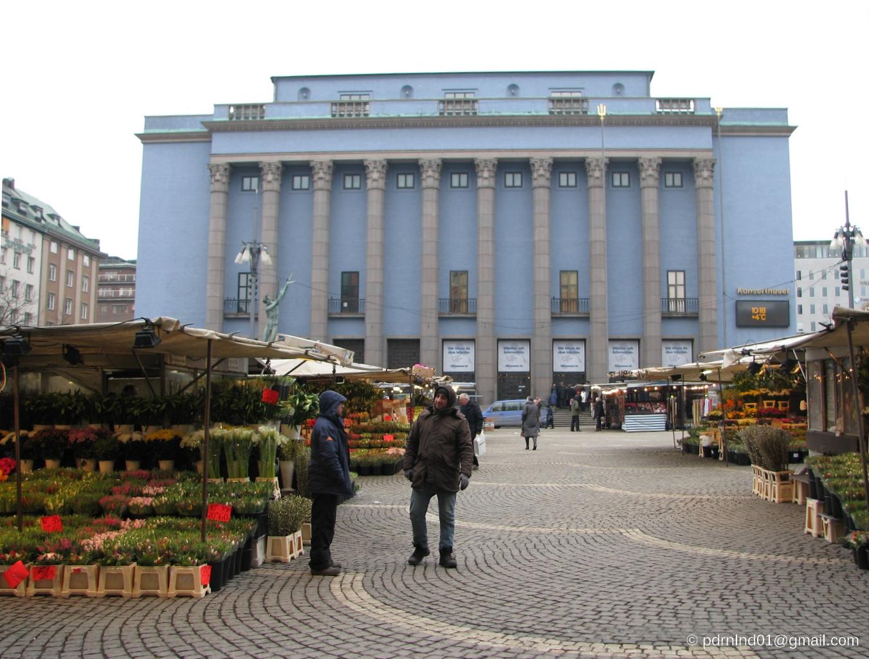 Hötorget i Stockholm