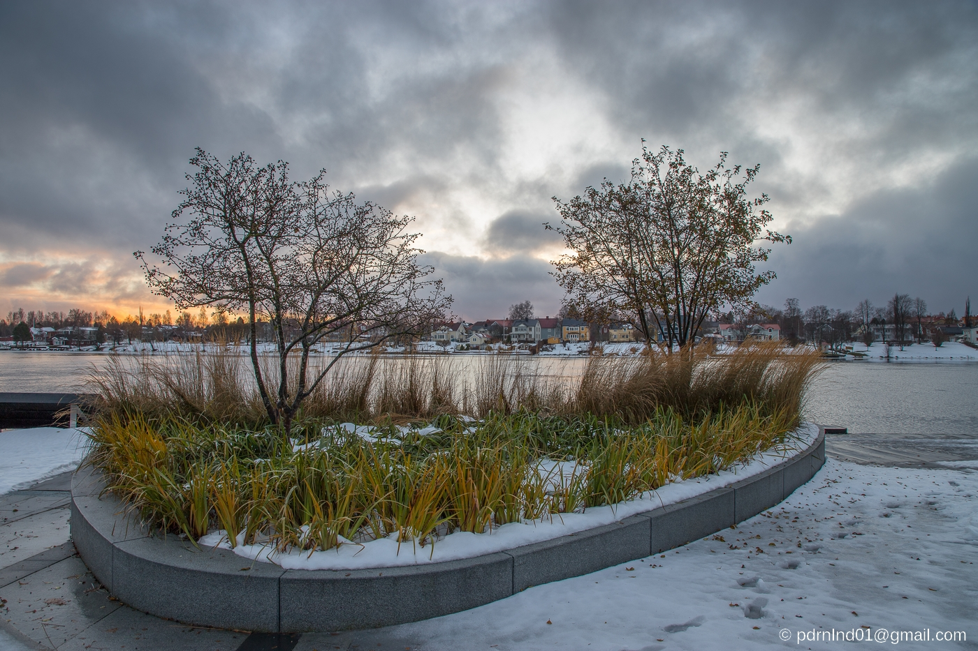 Umeälv vid Umeå