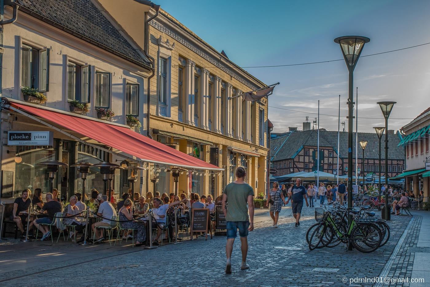 Malmö, Skomakaregatan