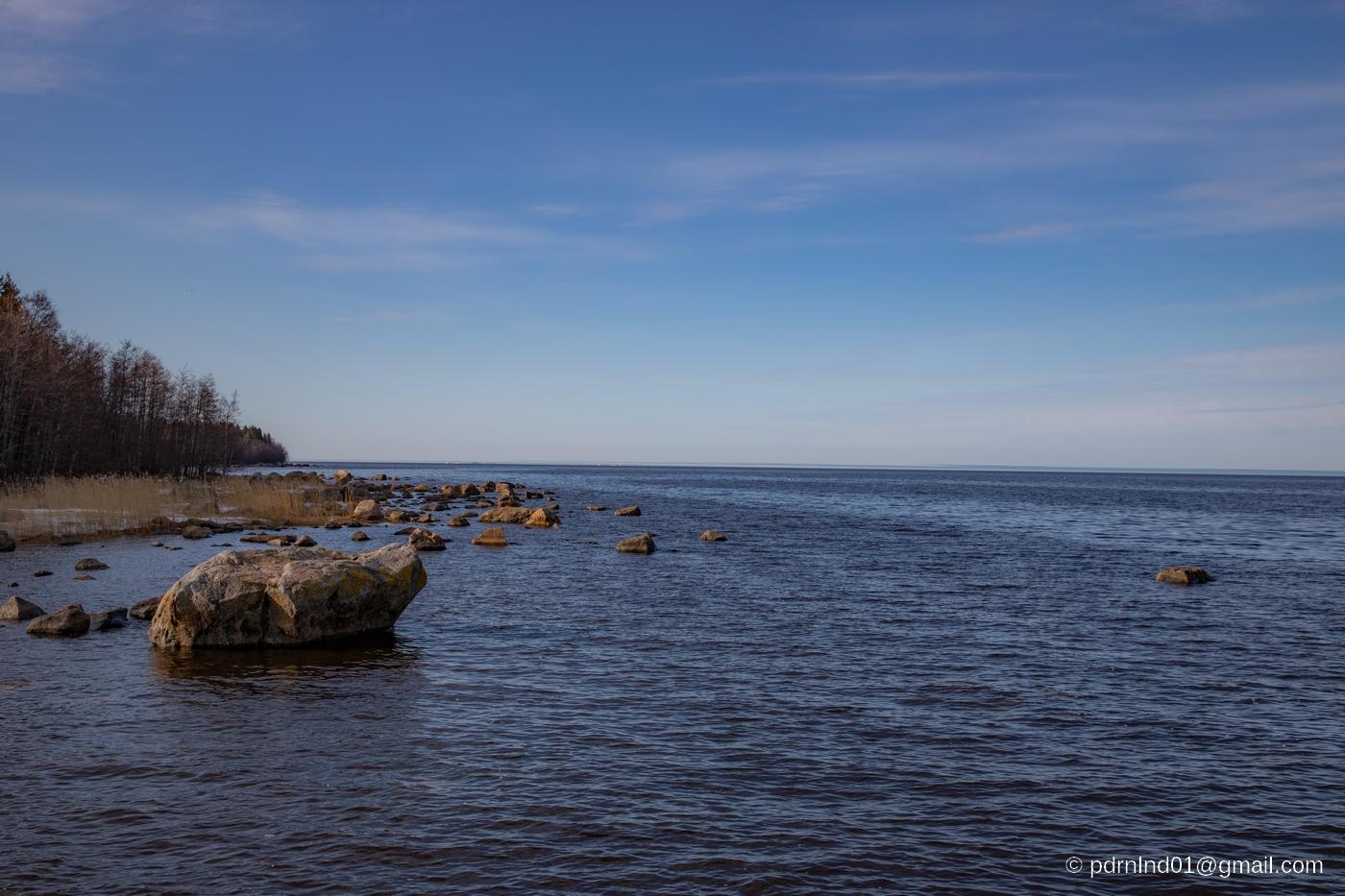 Stråkaviken i Österö