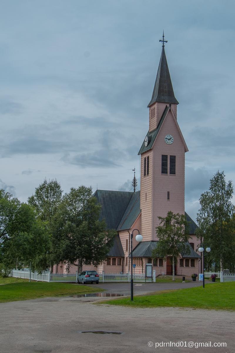 Kyrkan i Arjeplog