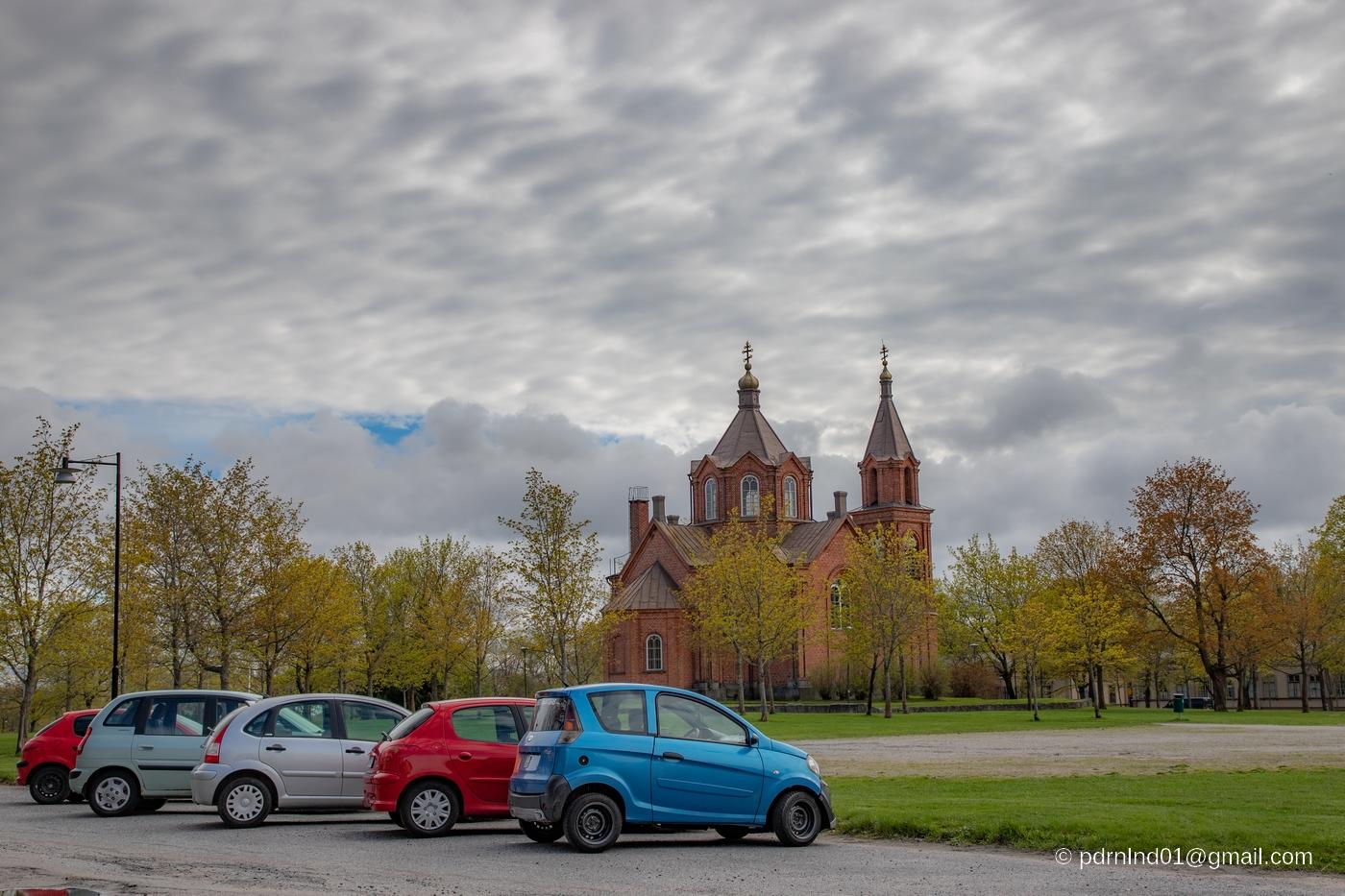 Den heliga Nikolaus kyrka