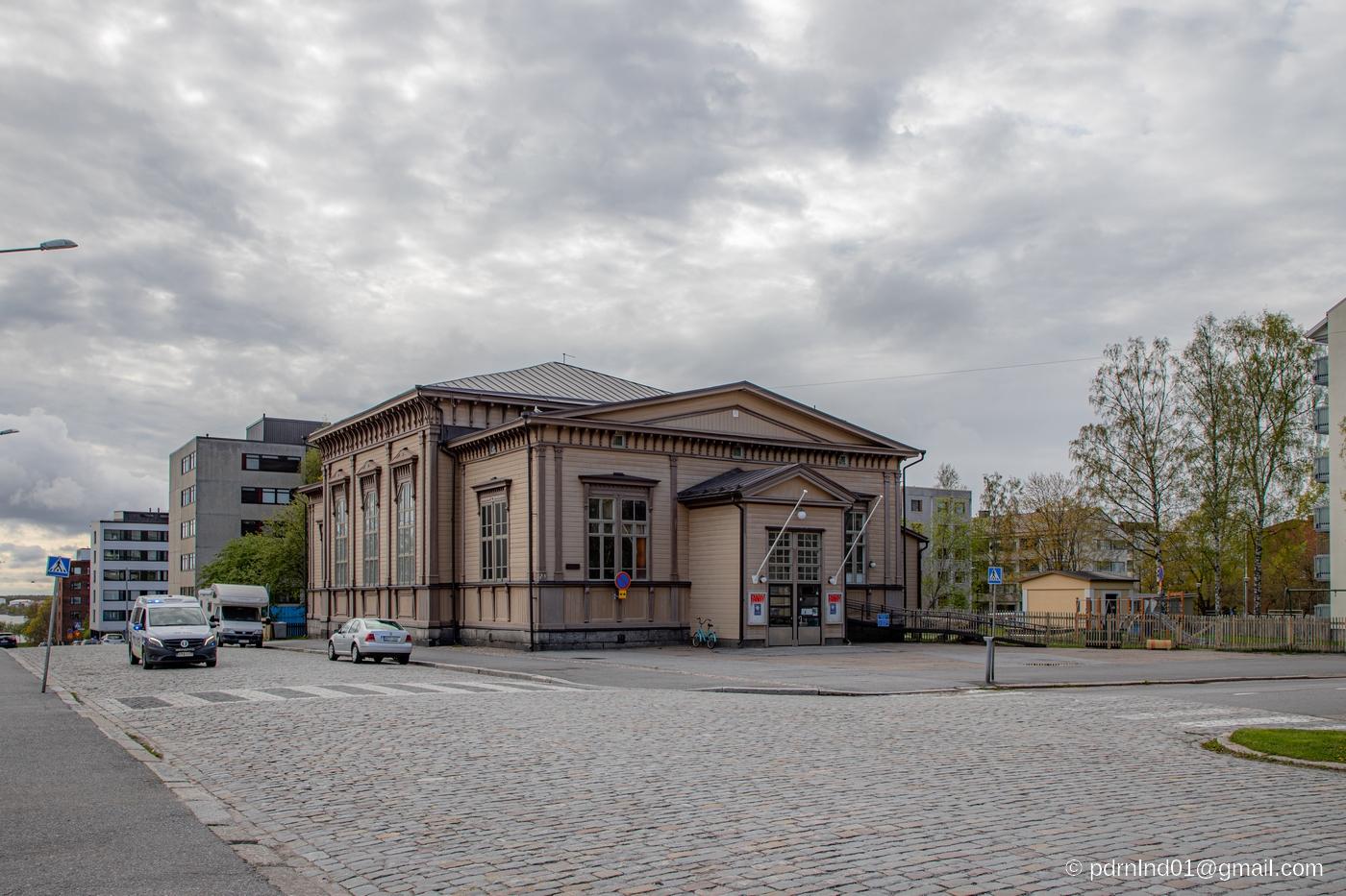 Fanny Kulturhus i Vasa