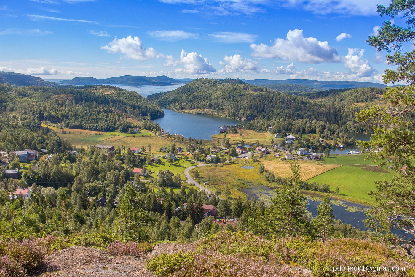 Häggvik, Nordrinrå