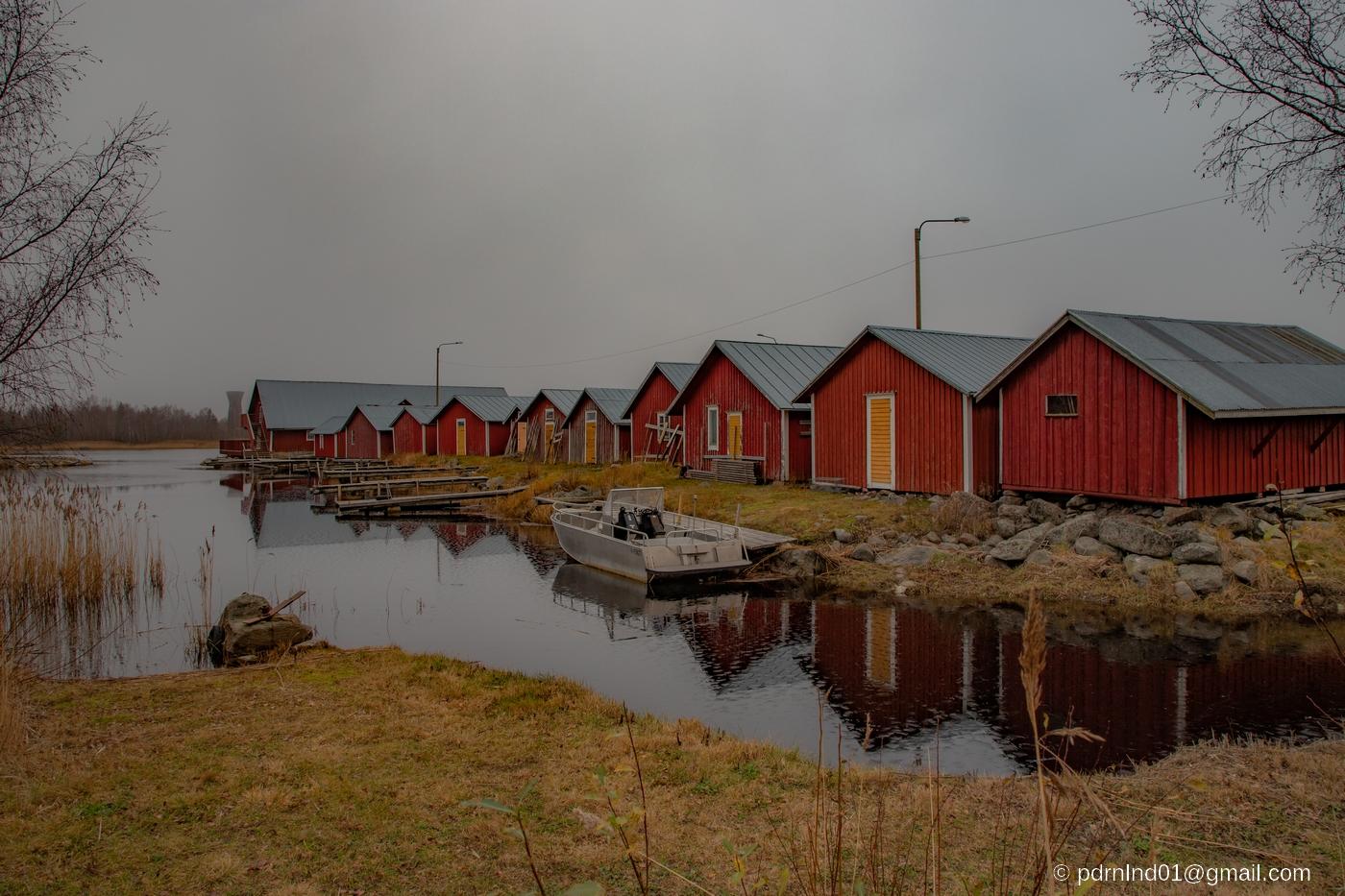 Svedjehamn Björköby