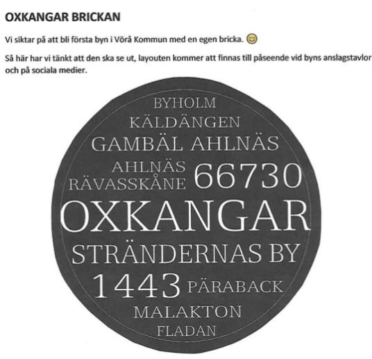 Oxkangar