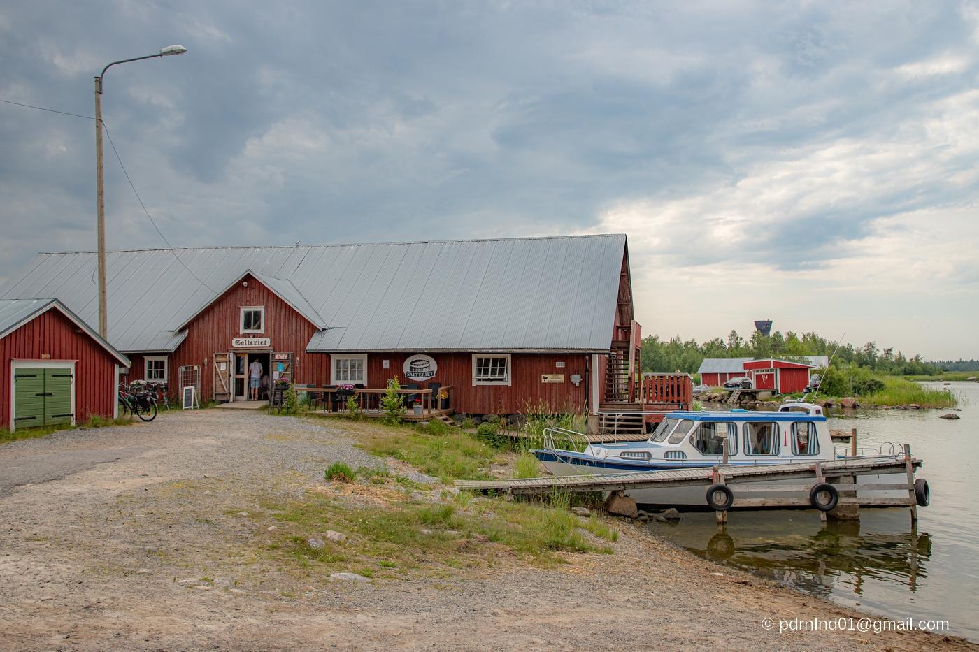 Salteriet i Svedjehamn