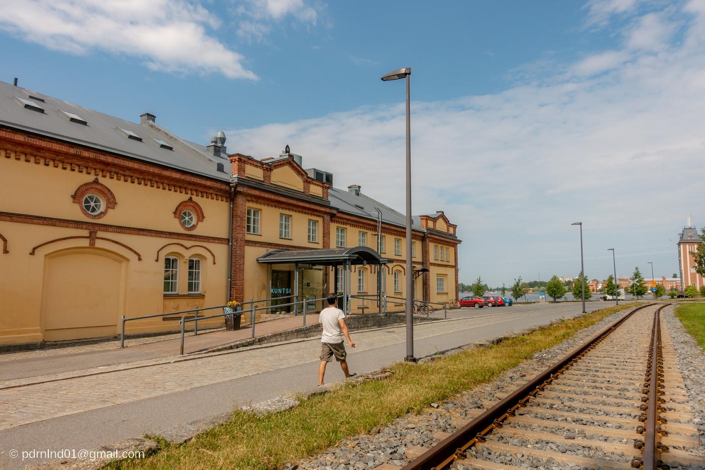 Kuntsi museum Vasa
