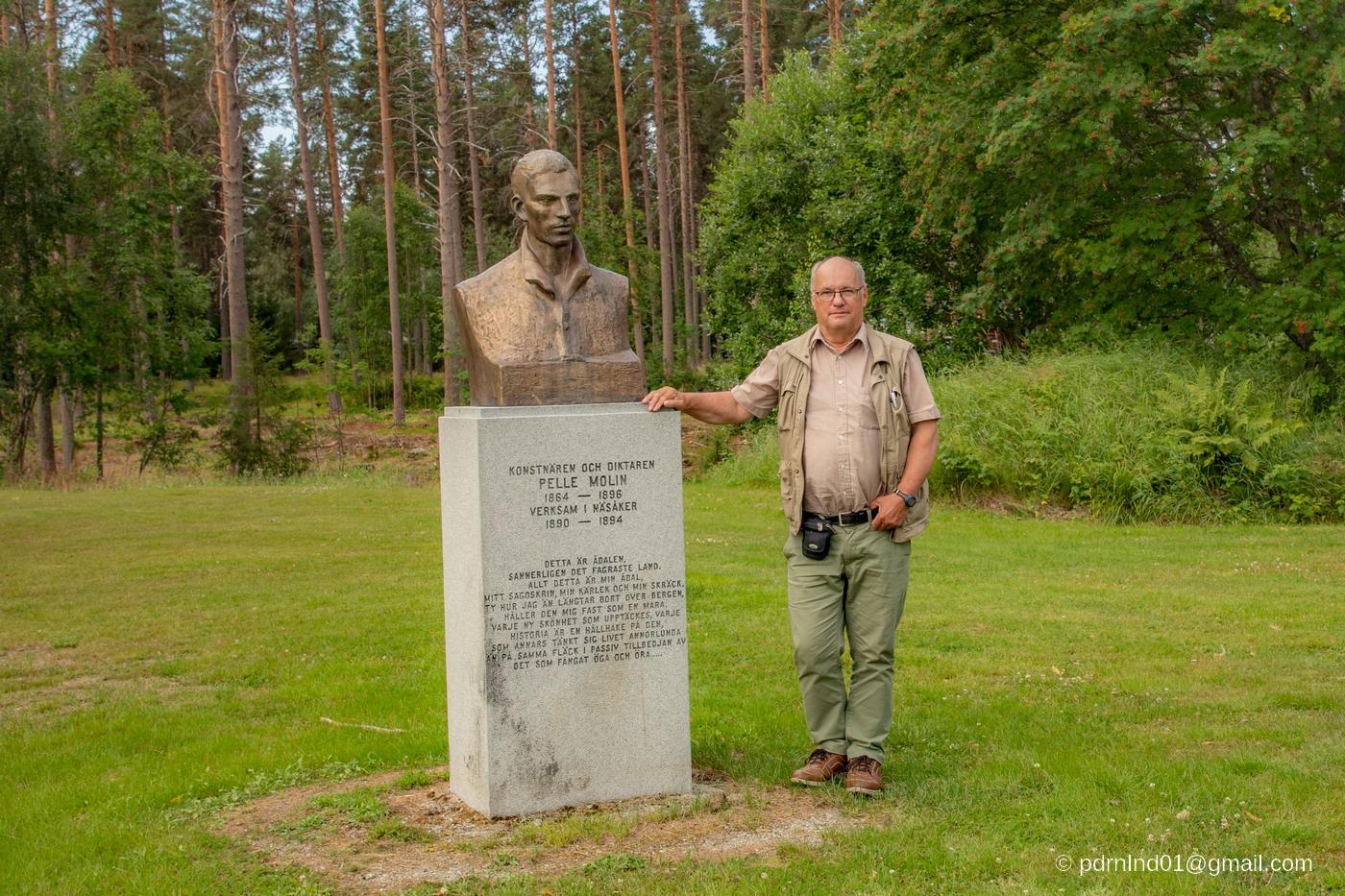 Staty Pelle Molin i Näsåker