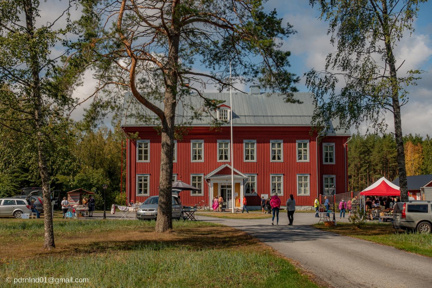 Tottesund herrgård i Maxmo