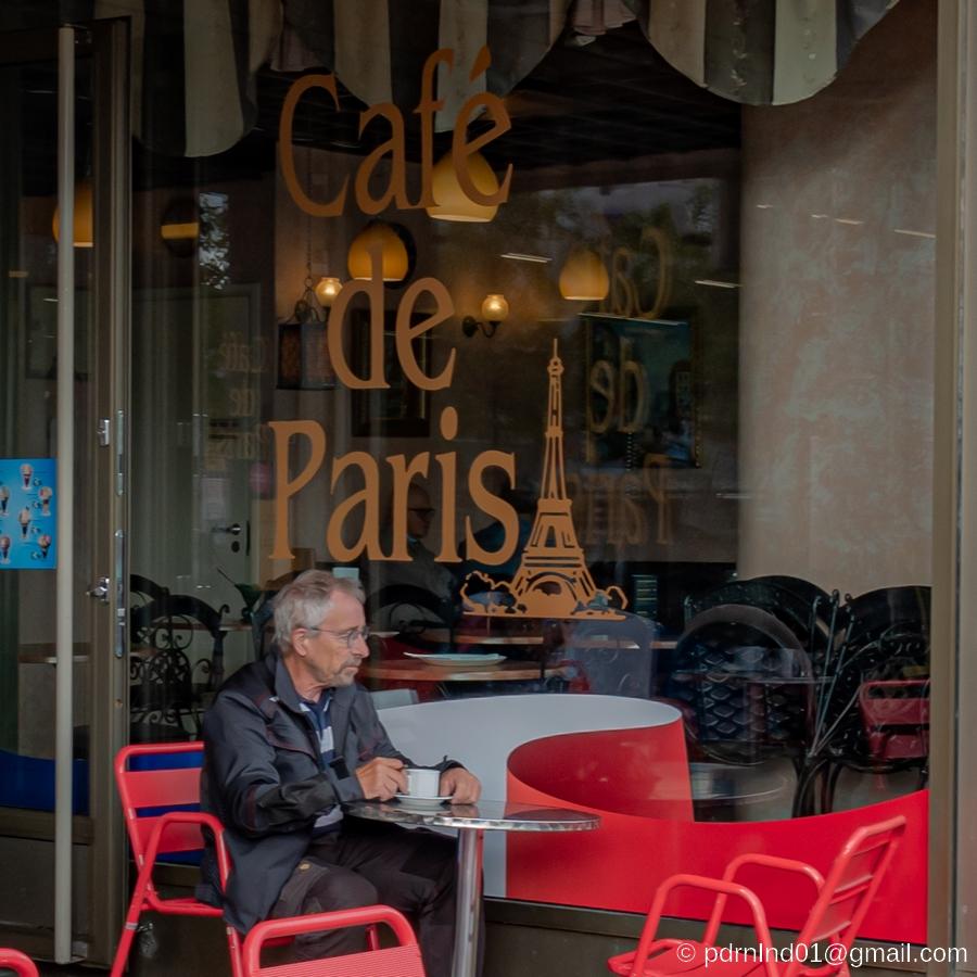 Café de Paris i Vasa