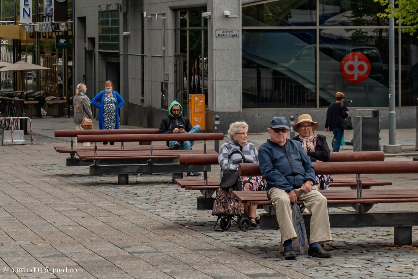 En fredag i Vasa