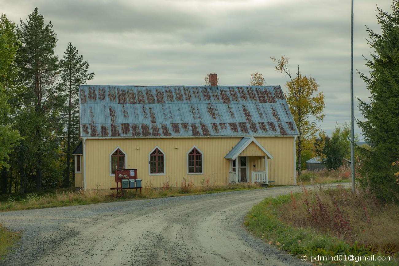Bönehuset i Missenträsk