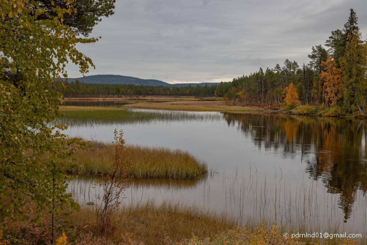 Arvidsjaur sjö
