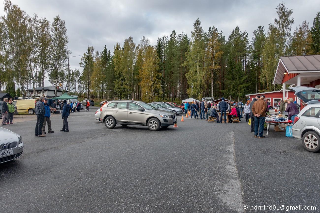 Höstmarknad i Stråkaviken