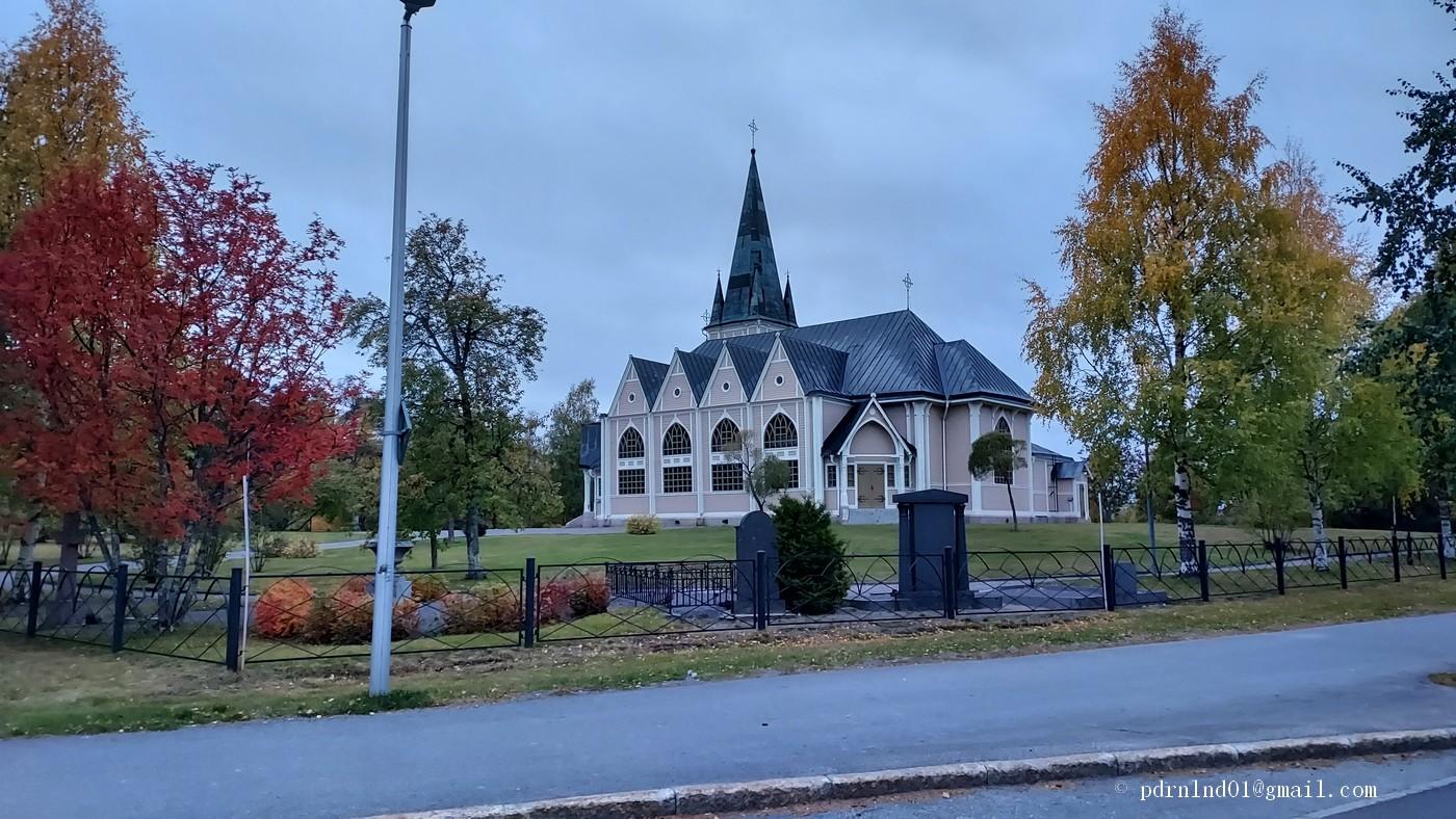 Kyrkan i Arvidsjaur
